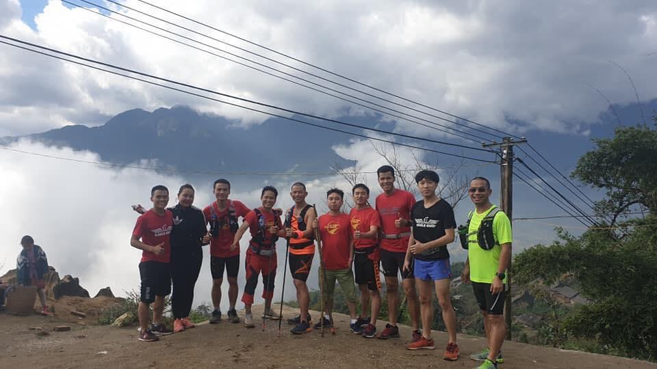 Chạy bộ cùng team doanh nhân Phạm Thành Long ở Sapa