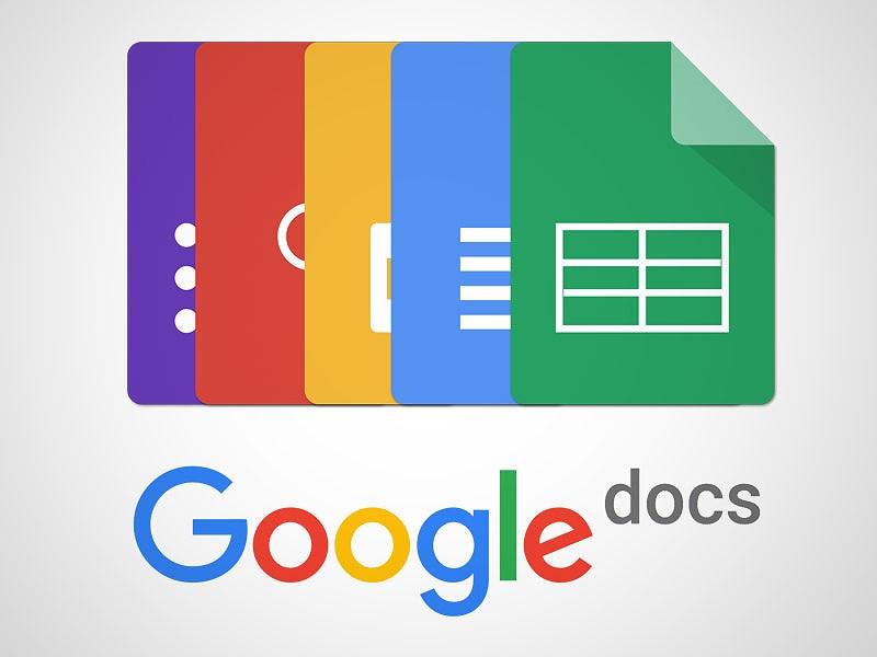 Google docs ứng dụng soạn thảo tài liệu